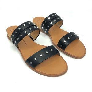 DOLCE VITA   Pacey Studded Slide Sandal
